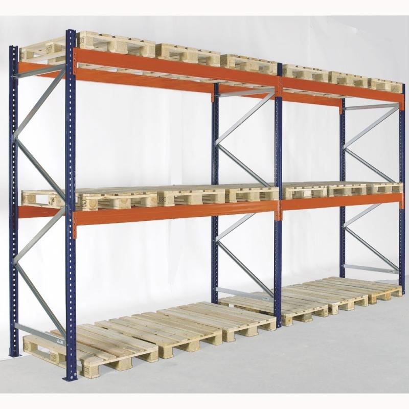 Rack de stockage pour palettes equip rayonnage - Palette gratuite pour particulier ...