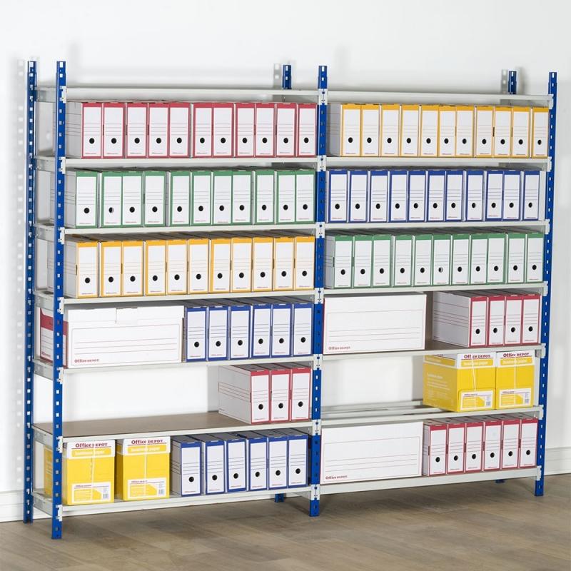 rayonnage archives 150 kg par niveau. Black Bedroom Furniture Sets. Home Design Ideas