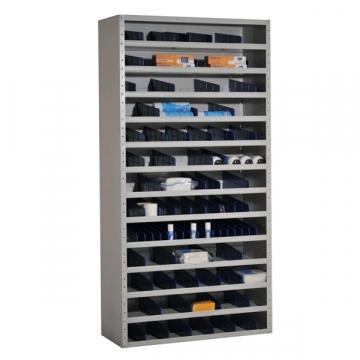 armoire m tallique de rangement atelier equip rayonnage. Black Bedroom Furniture Sets. Home Design Ideas